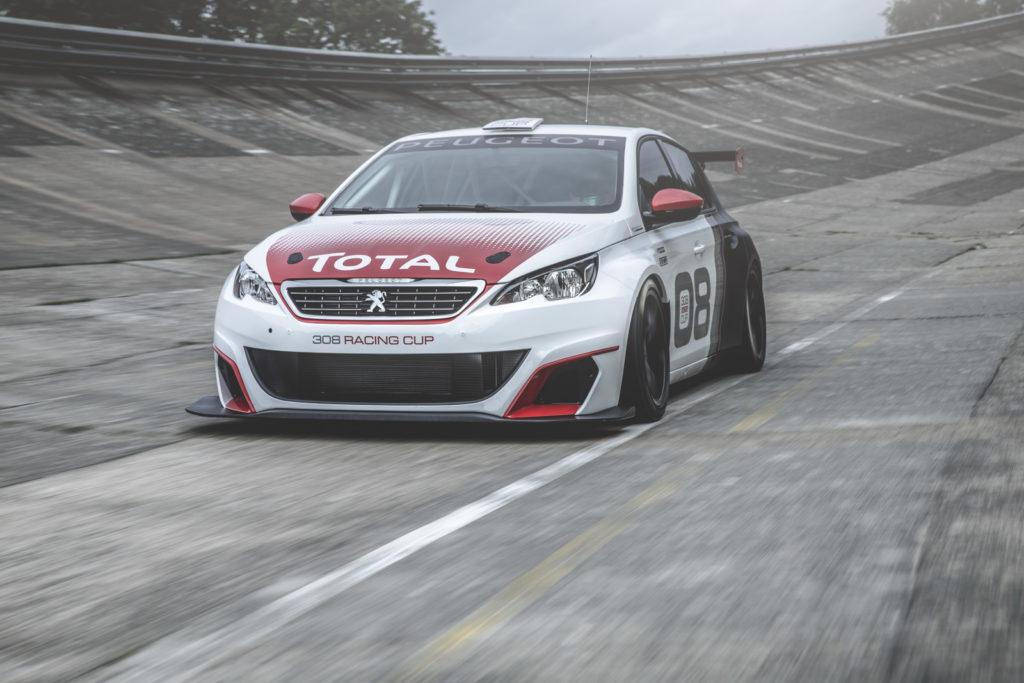 Peugeot 308 GTI e 308 Racing Cup: quando strada e pista si mescolano [VIDEO]