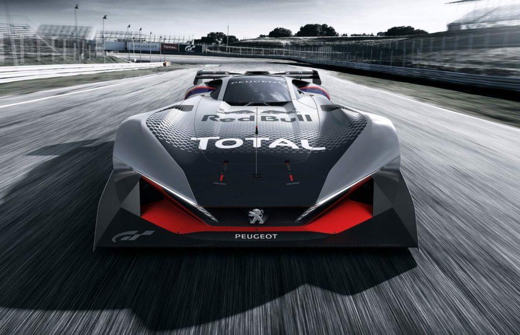 Peugeot L750 R Hybrid Vision Gran Turismo pronta a correre su PlayStation 4 [VIDEO]