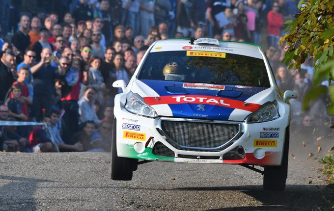 CIR, Peugeot: decimo titolo anche per Paolo Andreucci [VIDEO]