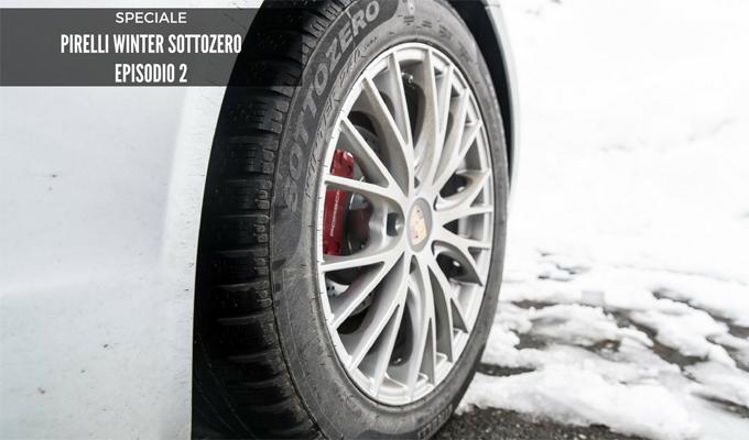 Pirelli Winter Sottozero, il test di Motorionline [EPISODIO 2]