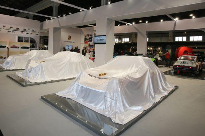 Porsche Italia accende i motori al Salone Auto e Moto d'Epoca di Padova