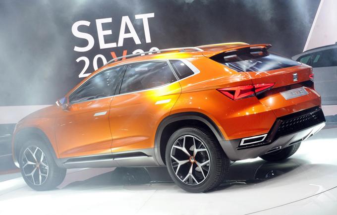 Seat: voglia di SUV coupè nel 2020