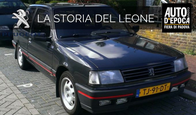 Peugeot e la sportività: un connubio antico all'insegna del numero 3