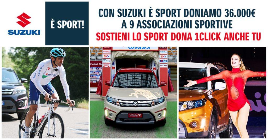 Suzuki e sport