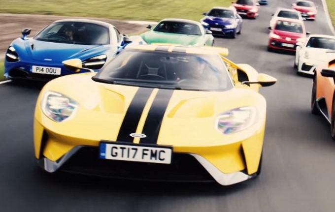 Top Gear Performance Car of the Year: in 12 verso il titolo [TRAILER]