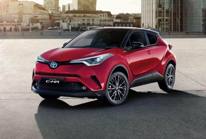 Toyota C-HR MY 2018: debutta il nuovo allestimento Trend