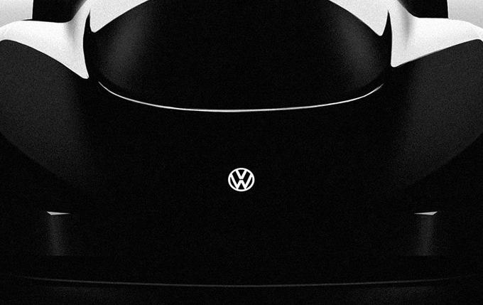 Volkswagen: l'auto da corsa per la Pikes Peak 2018 [TEASER]