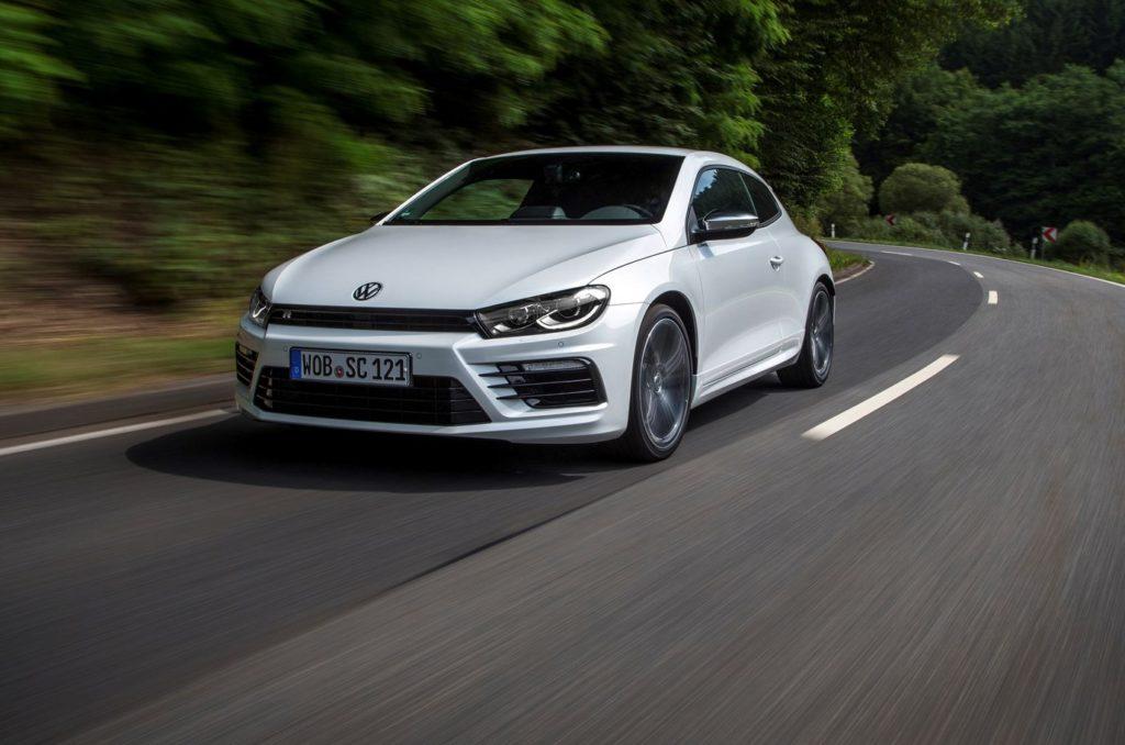 La Volkswagen Scirocco esce di produzione: addio al modello a 43 anni dal lancio