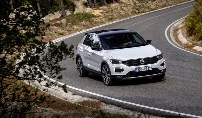 Volkswagen T-Roc: versatilità a colori  [TEST DRIVE]