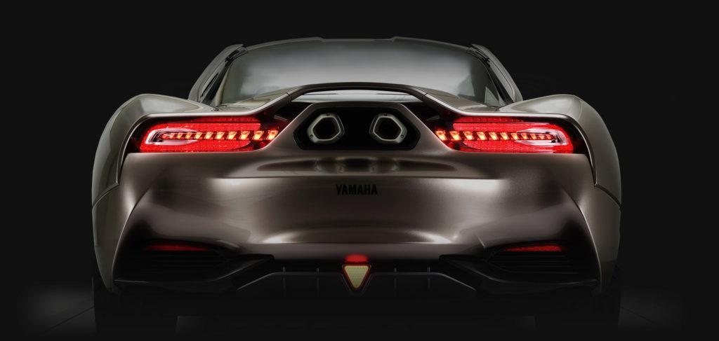 Yamaha: l'anti Lotus Elise sarà svelata al Salone di Tokyo 2017