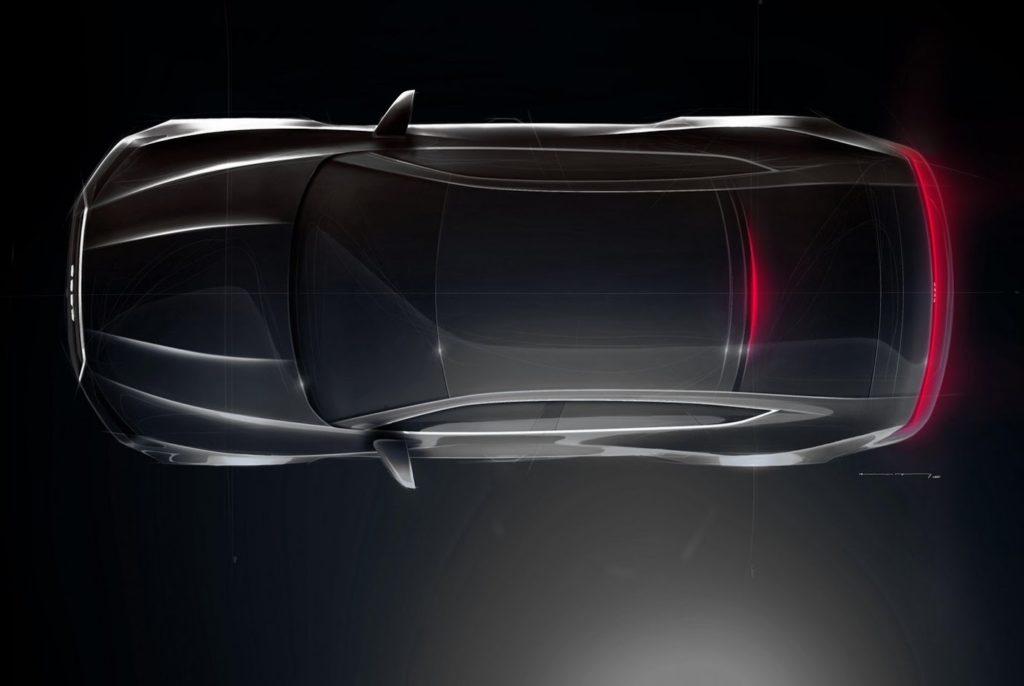 Audi A7 Sportback MY 2018: ultimo teaser prima della presentazione ufficiale