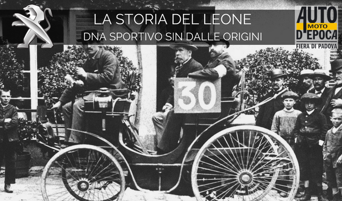 Peugeot e il DNA sportivo: il Leone nel motorsport in un avventura lunga più di un secolo