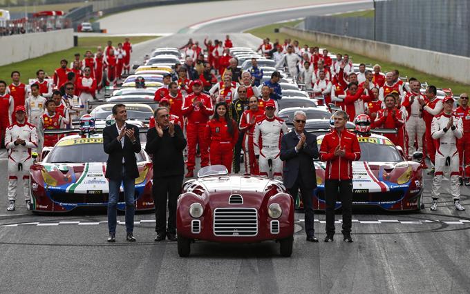 Finali Mondiali Ferrari: oltre 40mila persone nel fine settimana al Mugello