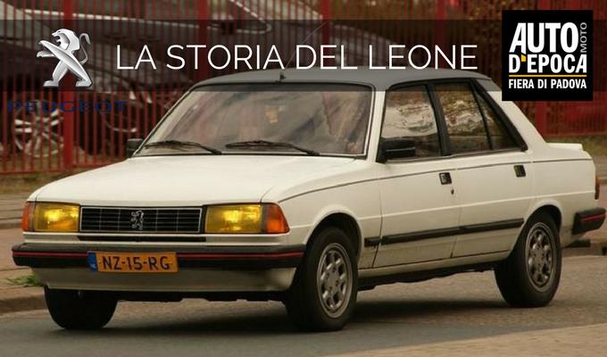 Peugeot 305 GT, dinamismo anni '80 in salsa francese