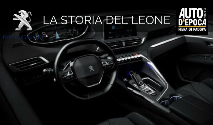 Peugeot i-Cockpit, quando la sportività incontra la tecnologia