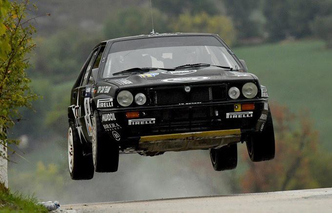 Pirelli sponsor del Rally Legend a San Marino