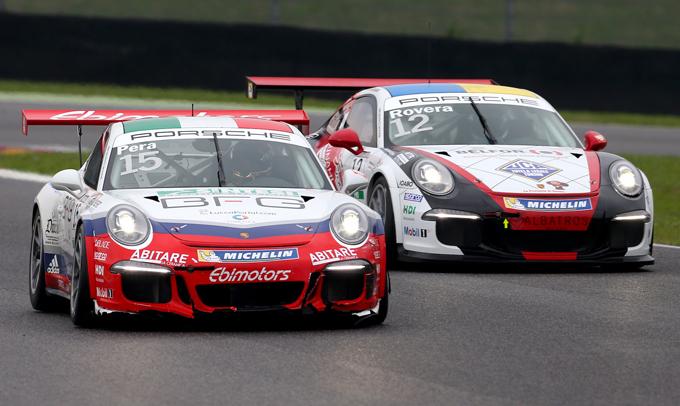 Porsche Carrera Cup Italia: a Monza l'ultimo atto della stagione 2017