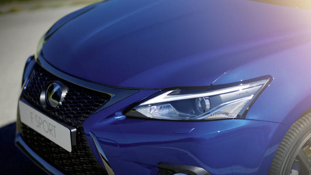 Lexus CT Hybrid F Sport: puro elogio della sportività