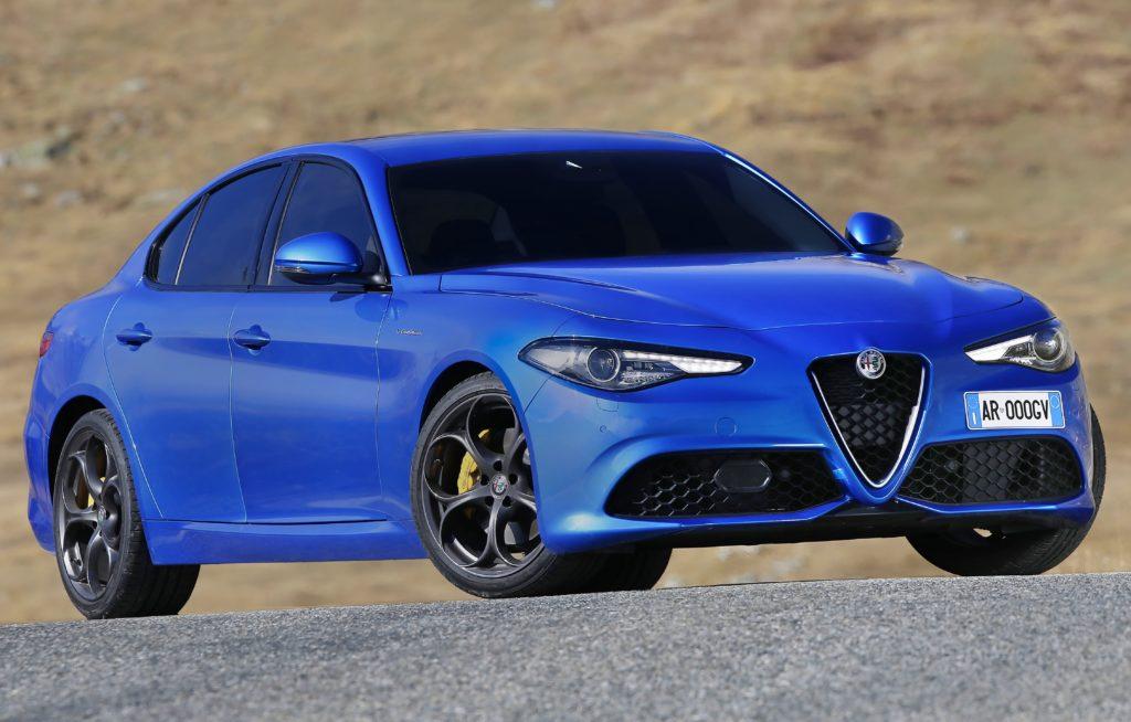 Alfa Romeo Giulia: in arrivo la variante da 350 cv?