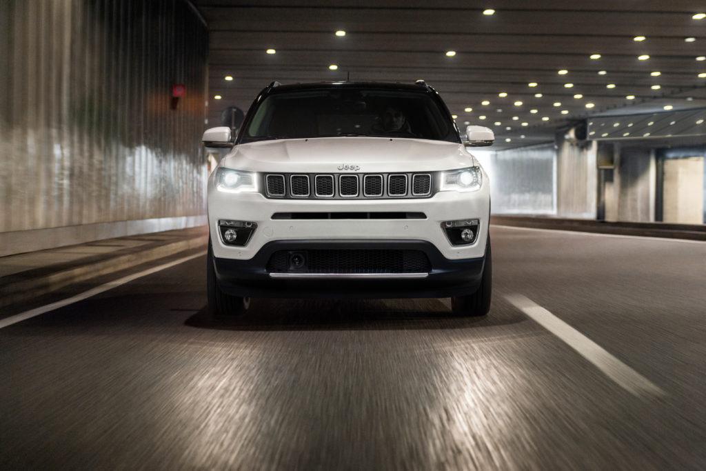 Jeep Compass Limited Winter: ecco la serie speciale per affrontare l'inverno