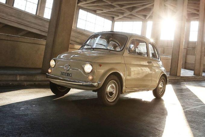 La Fiat 500 F entra al MoMA di New York