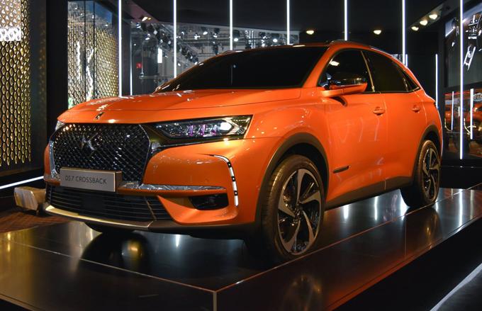 DS 7 Crossback: il SUV elegante e tecnologico ottiene 5 stelle Euro NCAP [VIDEO]
