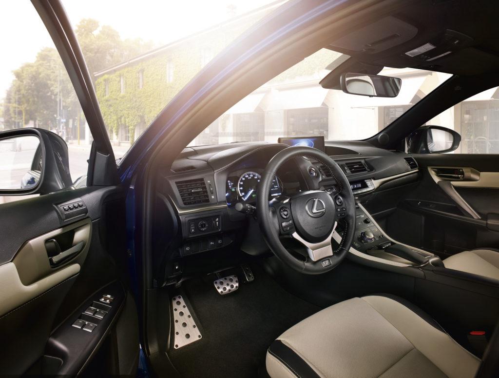 Lexus CT Hybrid MY 2018: disponibile da oggi con il Safety System+ di serie