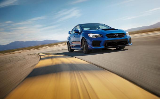 Subaru WRX STI: la produzione per il mercato europeo cesserà nell'estate 2018