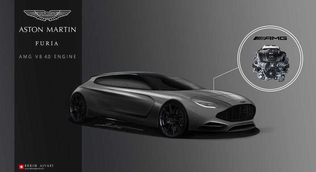 Aston Martin Furia: potrebbe essere la regina delle hot hatch [RENDERING]