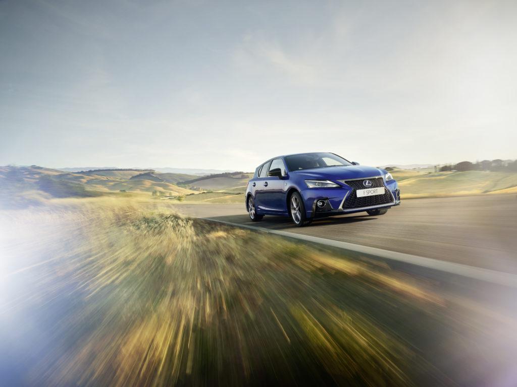 Lexus CT Hybrid: focus sul design del nuovo modello [FOTO]