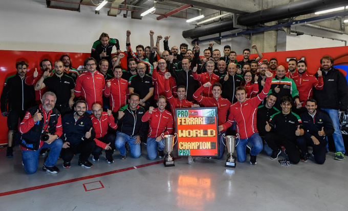 WEC, Ferrari: a Shanghai arriva il titolo Costruttori GT