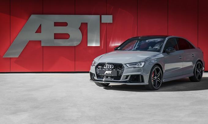 Audi RS3: ABT Sportsline porta Sedan e Sportback a 460 CV