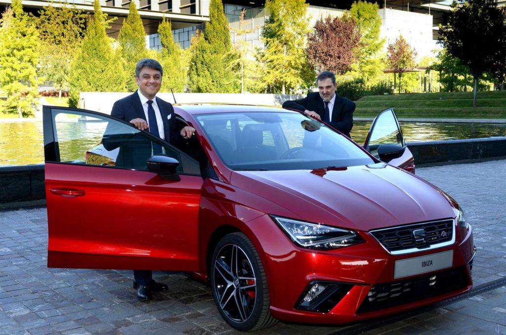 SEAT e Telefonica siglano accordo per la digitalizzazione dell'industria automotive