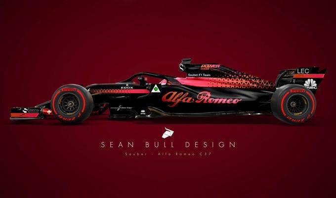 alfa romeo ufficializza il suo rientro in formula 1 con il team sauber. Black Bedroom Furniture Sets. Home Design Ideas