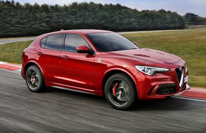 Alfa Romeo Stelvio Quadrifoglio: via alla fase di prevendita