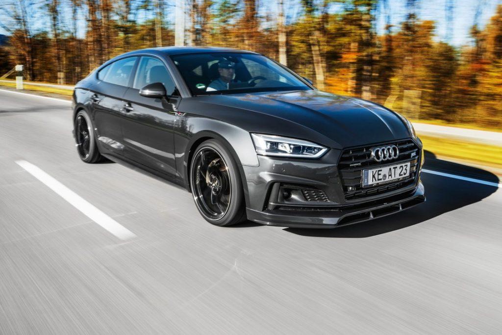 Nuova Audi S5 Sportback: performance da esaltare col tuning ABT [FOTO]