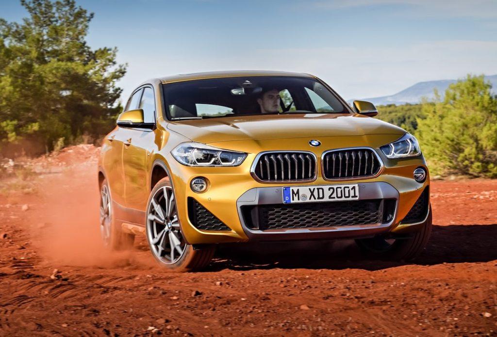BMW X2, il crossover per chi ama osare [SPOT TV]