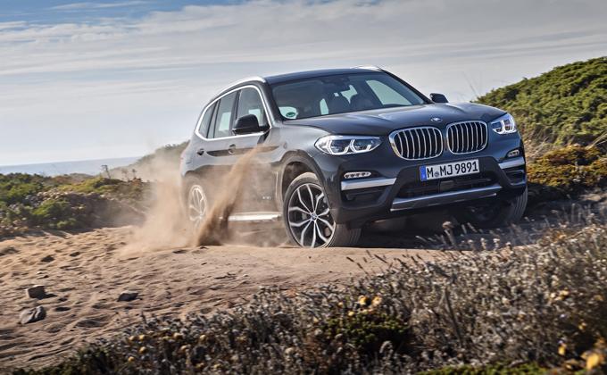 BMW X3 MY 2018: 5 stelle Euro NCAP per il SUV compatto premium dell'Elica [VIDEO]