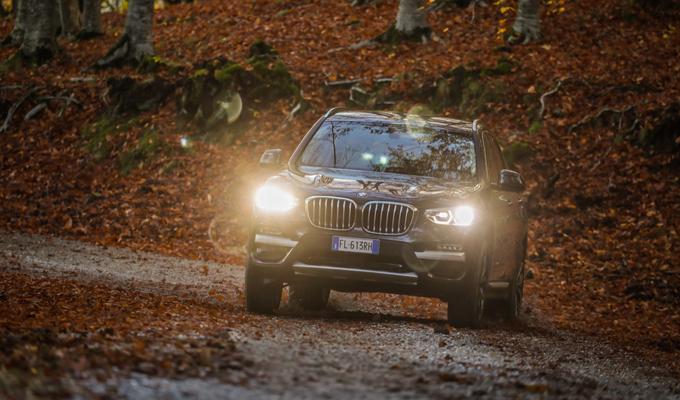 Nuova BMW X3: energia tecnologica e consistenza di marcia [VIDEO TEST DRIVE]