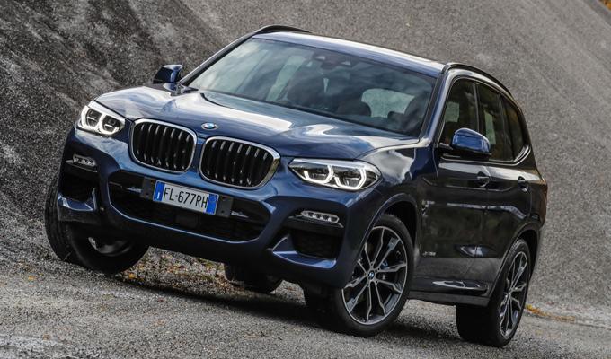 Nuova BMW X3: il termine movimento ha un nuovo sinonimo [TEST DRIVE]