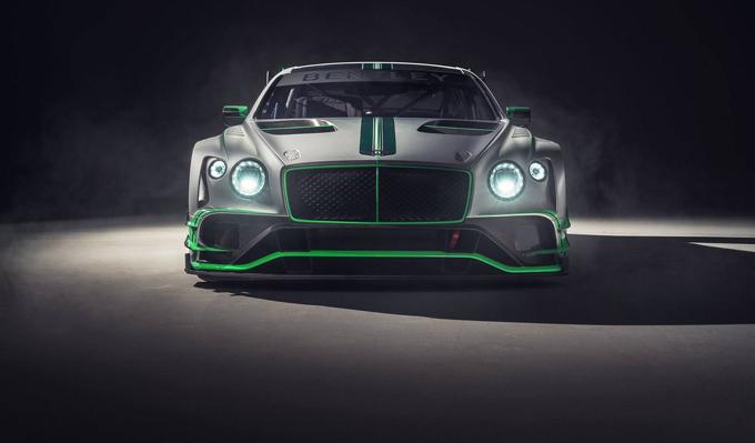 Bentley Continental GT3: prime immagini della seconda generazione da corsa [FOTO]