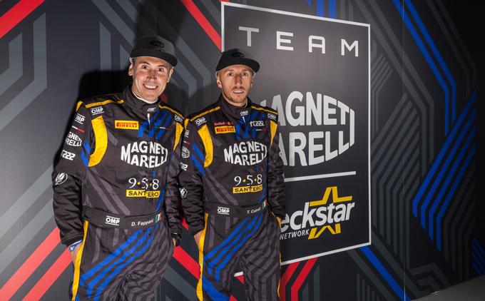 Monza Rally Show: Tony Cairoli al via col Team Magneti Marelli Checkstar
