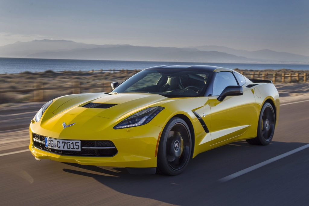 Cadillac, Chevrolet e Corvette: il meglio dell'automotive americano al Motor Show 2017