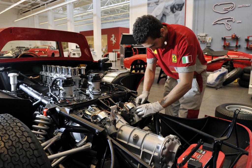 Milano AutoClassica: l'edizione 2017 conterà sulla presenza di Ferrari Classiche