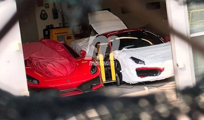 """Ferrari 488 GTO: sarebbe questa la prossima """"Speciale"""" di Maranello? [FOTO SPIA]"""