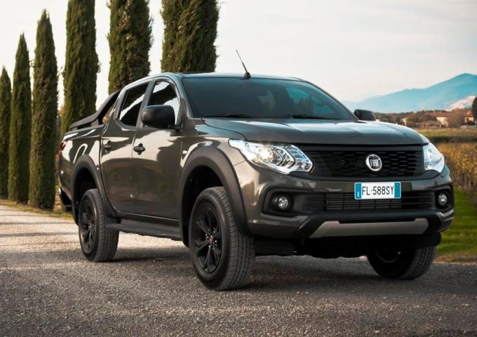 Fiat Fullback Cross: arriva il top di gamma per lo stiloso pick-up [FOTO]