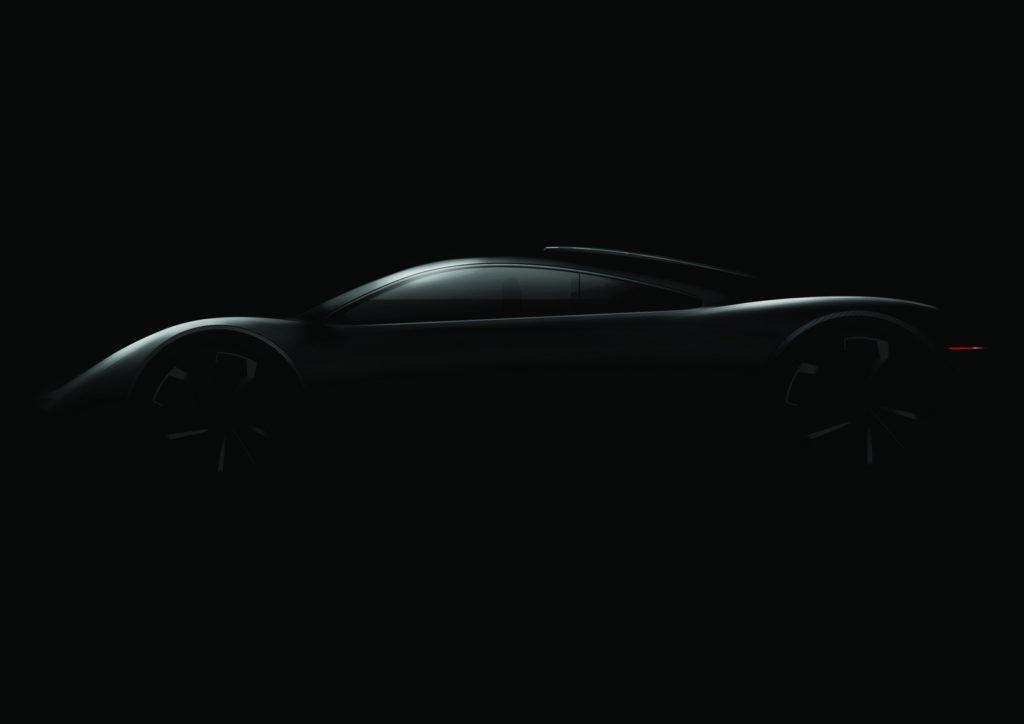Nasce il brand IGM con un assaggio della nuova supercar firmata Gordon Murray [TEASER]