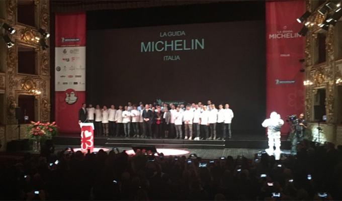 Guida Michelin 2018: la presentazione della nuova edizione al Teatro Regio di Parma [LIVE STREAMING]