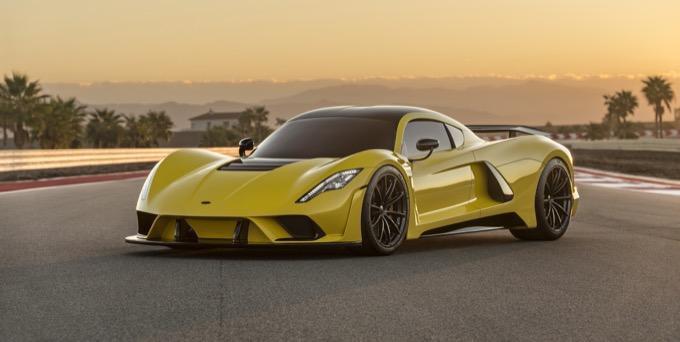 """Hennessey ammette: """"il record dell'Agera RS ha """"distrutto"""" la Venom GT"""""""
