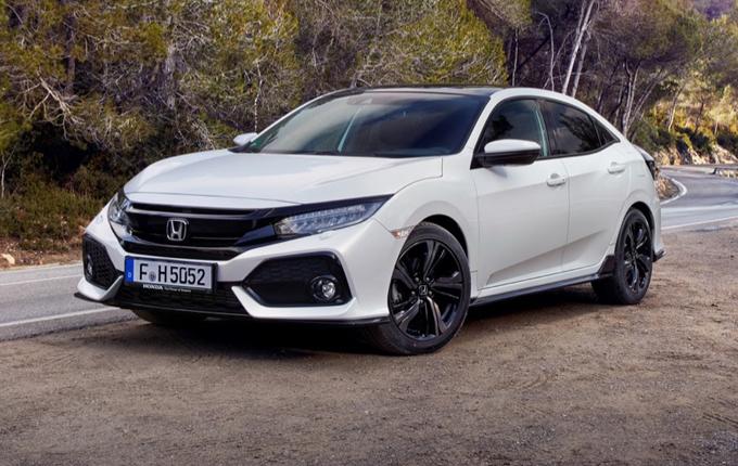 Honda Civic MY 2017 insignita delle 5 stelle Euro NCAP [VIDEO]